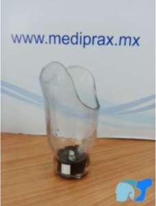 socket-cristalino-para-protesis-transtibial-de-prueba