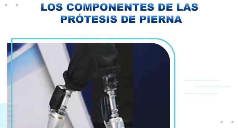 Avances tecnológicos en los componentes de las prótesis de pierna