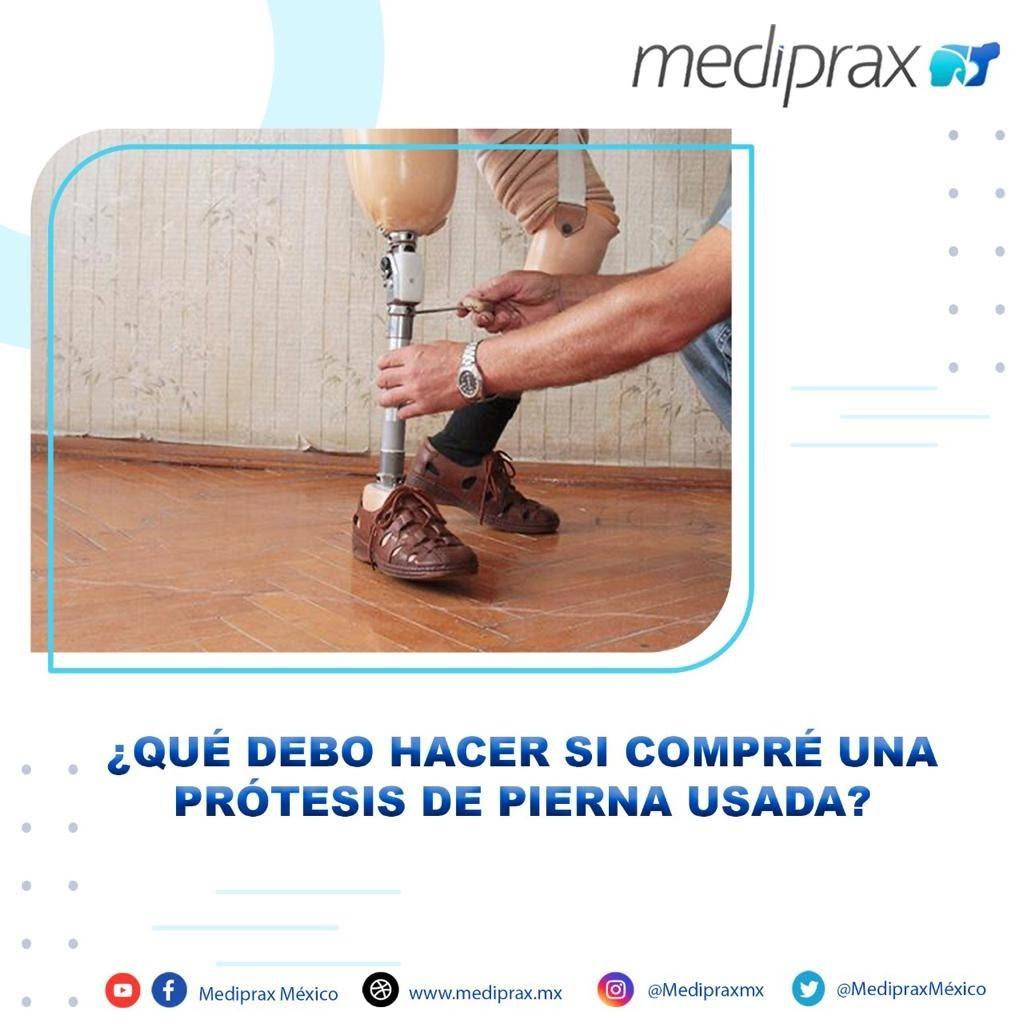 que-debo-hacer-si-compre-una-prótesis-de-pierna-usada