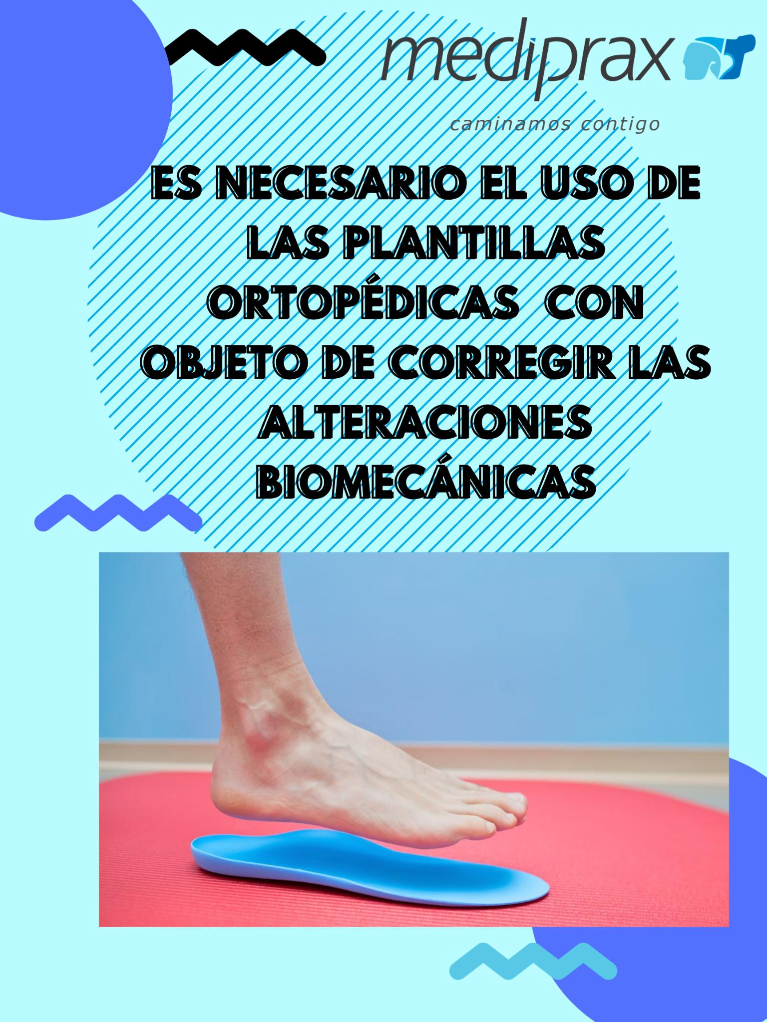 beneficios-de-las-plantillas ortopédicas