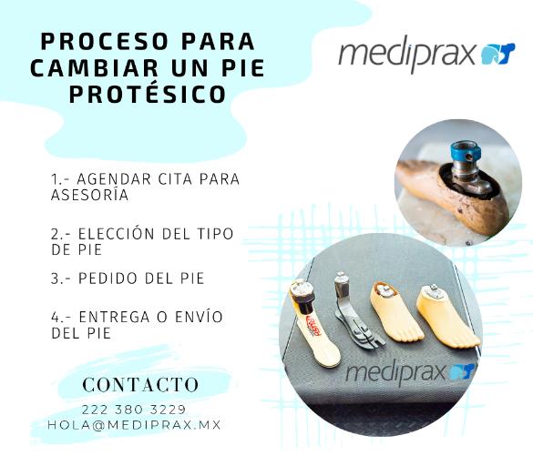 proceso-para-cambiar-un-pie-protésiso